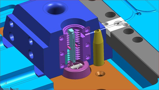 Plastic Injection Mold Design Services