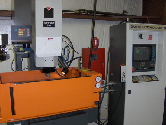 Precision Plastic Injection Tooling on Hewitt Molding Company